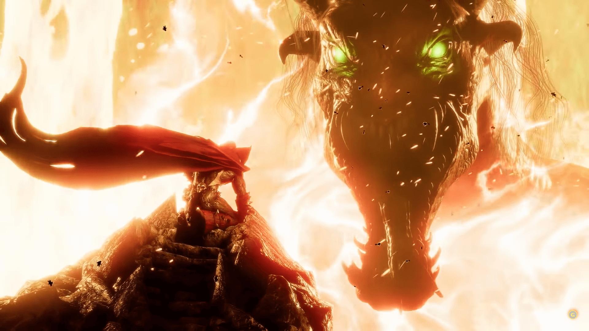 تریلر جدید Mortal Kombat 11 از شخصیت Spawn