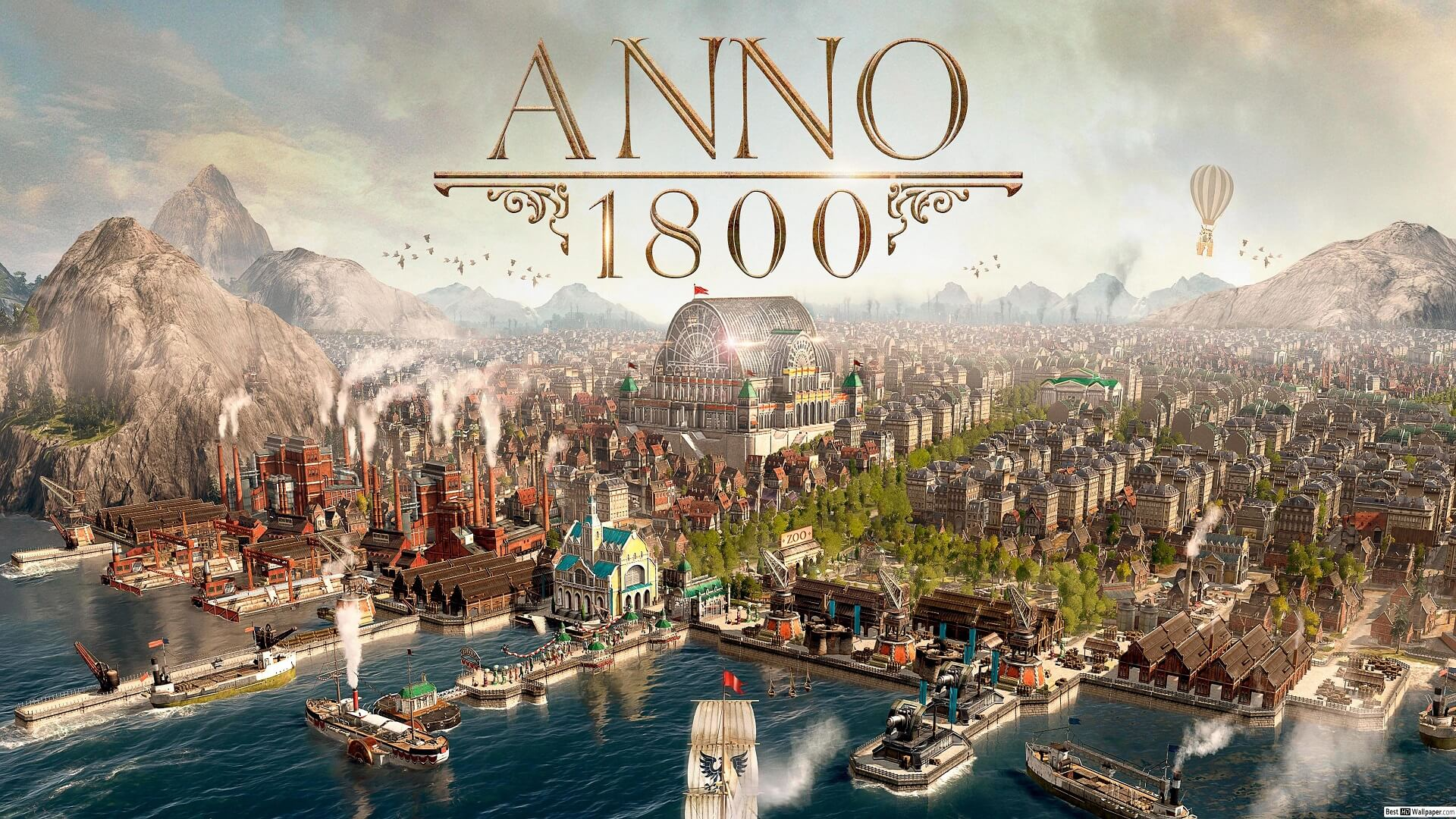 Anno 1800 Year Two