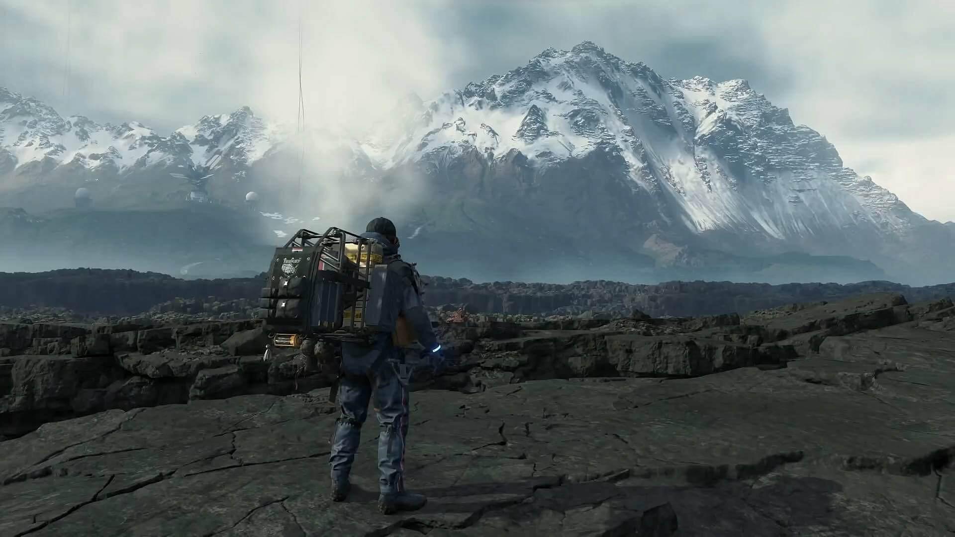 احتمال اضافه شدن عکسبرداری به Death Stranding در PS4