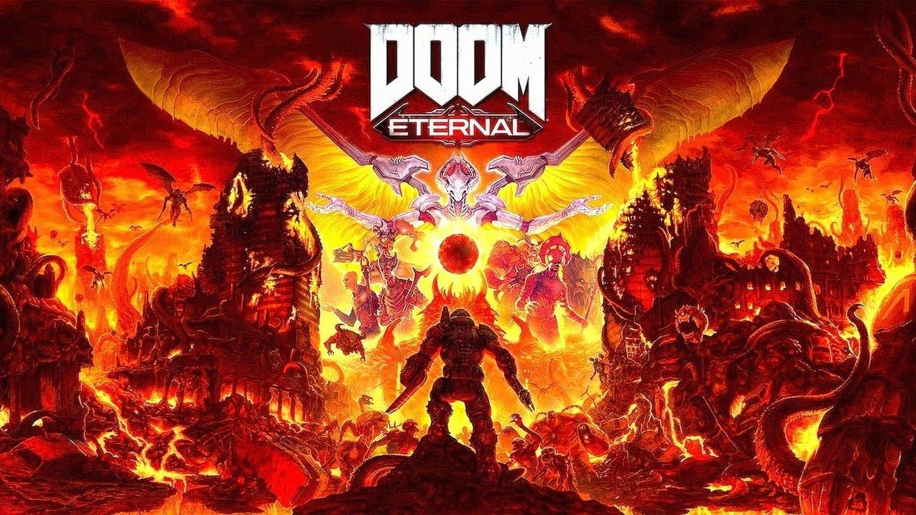 DOOM Eternal و هوی متال!