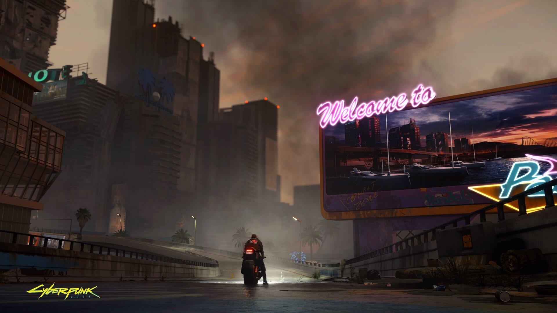 آمادهسازی Cyberpunk 2077 از راه دور