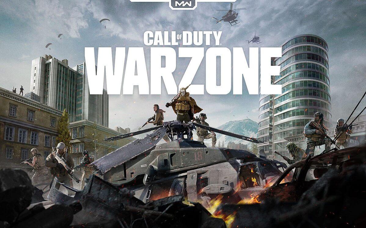 Call of Duty Warzone به 50 میلیون بازیکن رسید