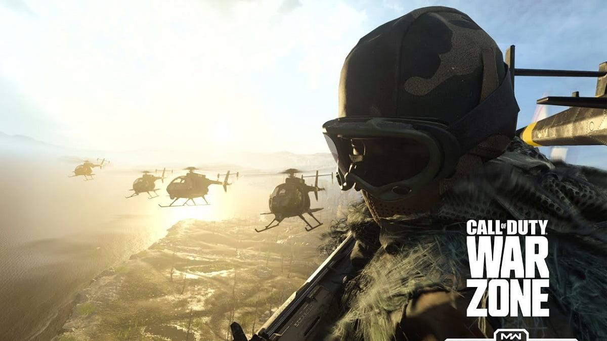 احتمال عرضهی Warzone برای تلفن همراه