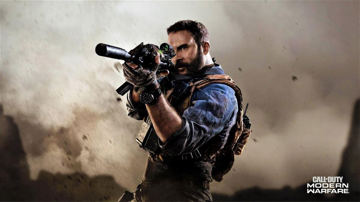 قابلیت پاک کردن بخشهای خاص بازی Modern Warfare
