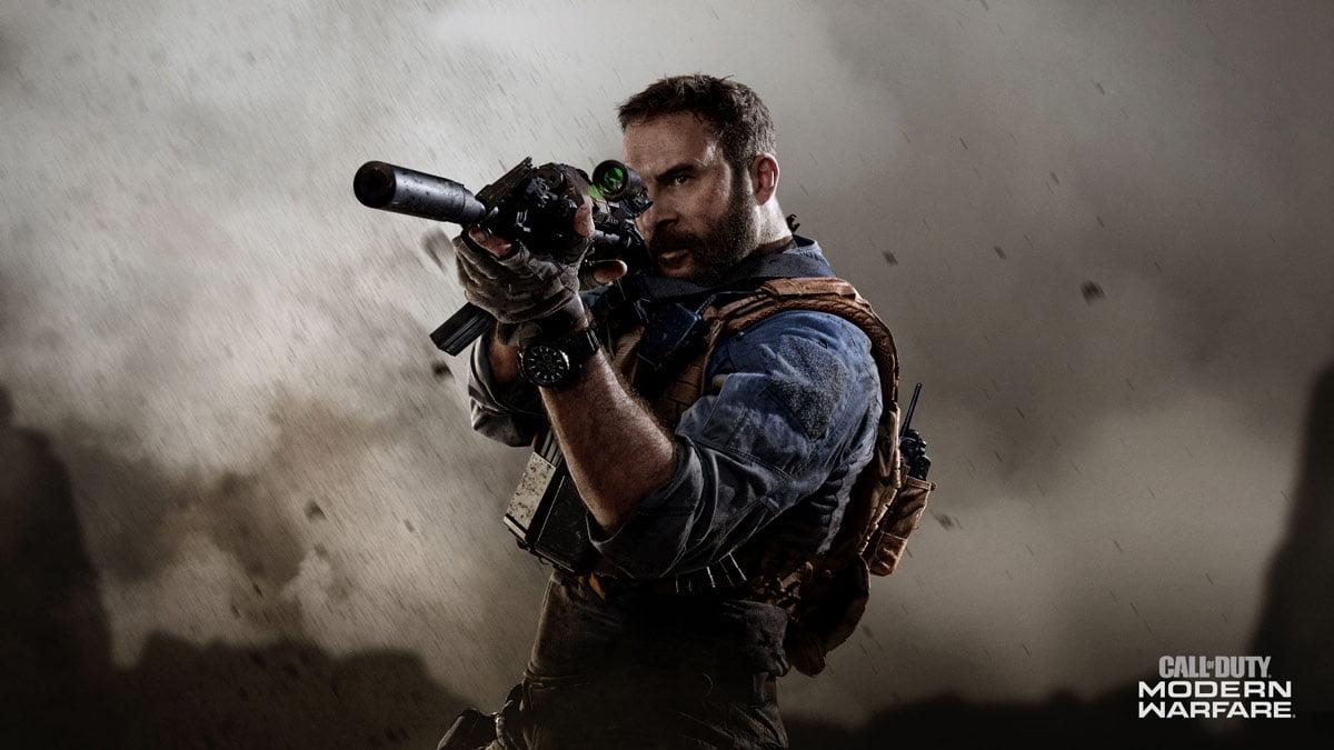 فروش بی سابقهی Modern Warfare