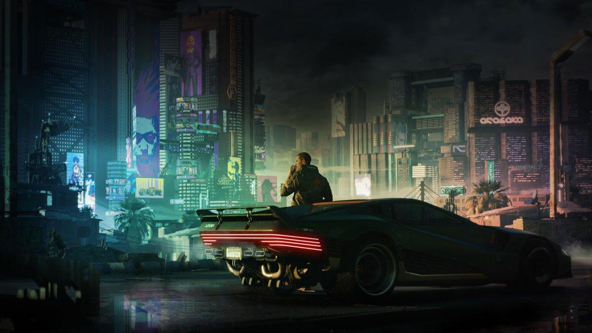 شکایت سرمایه گذاران Cyberpunk 2077 از CDPR