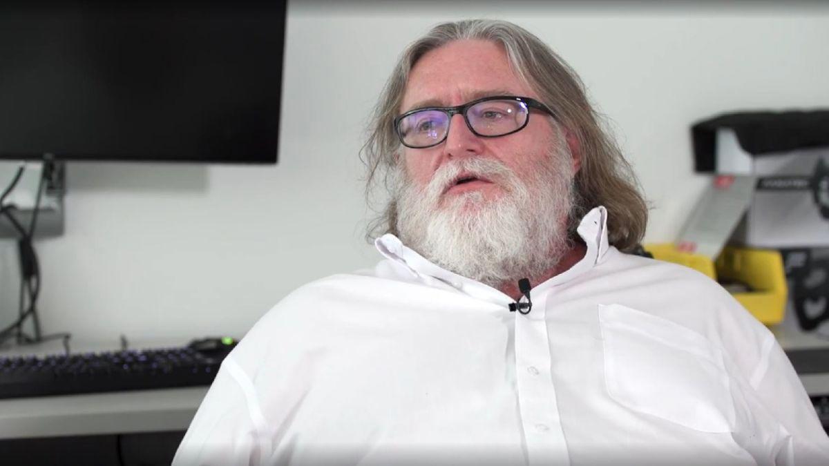 Gabe Newell سیدی پراچکت