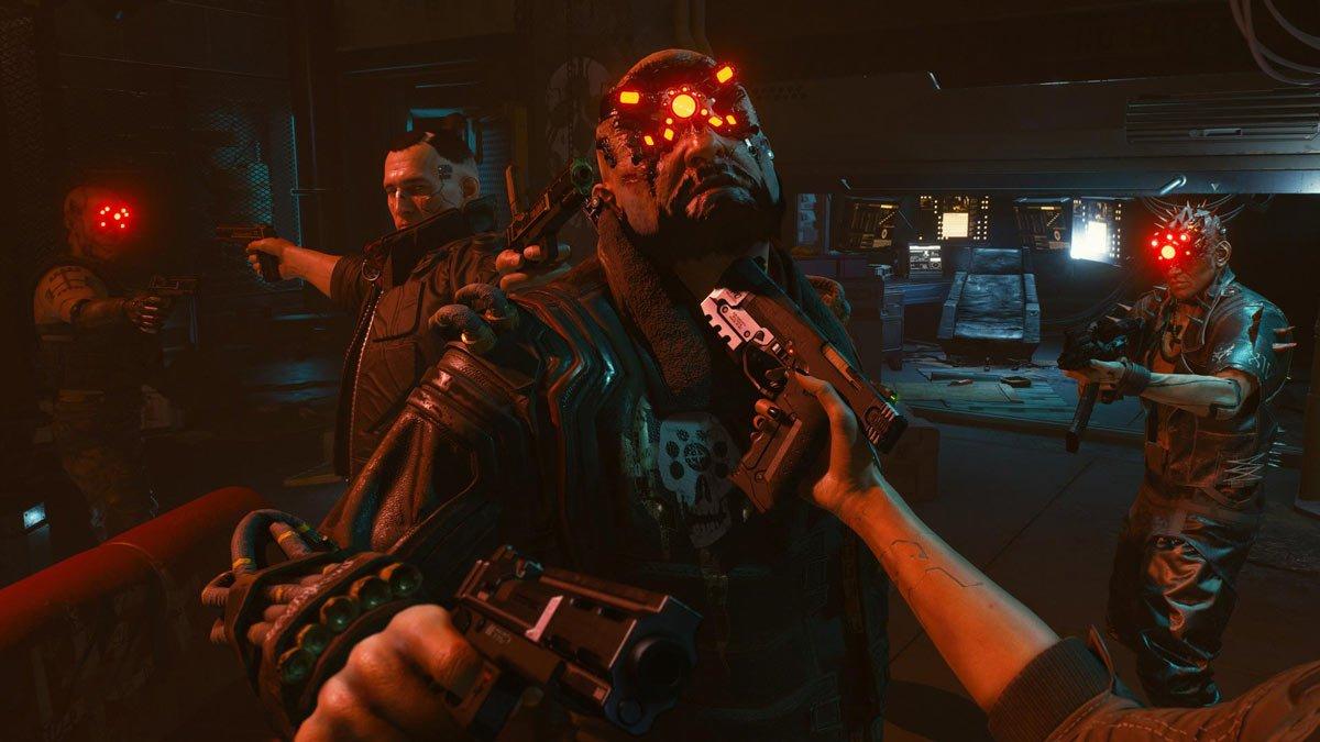تاریخ انتشار اولین آپدیت مهم Cyberpunk 2077