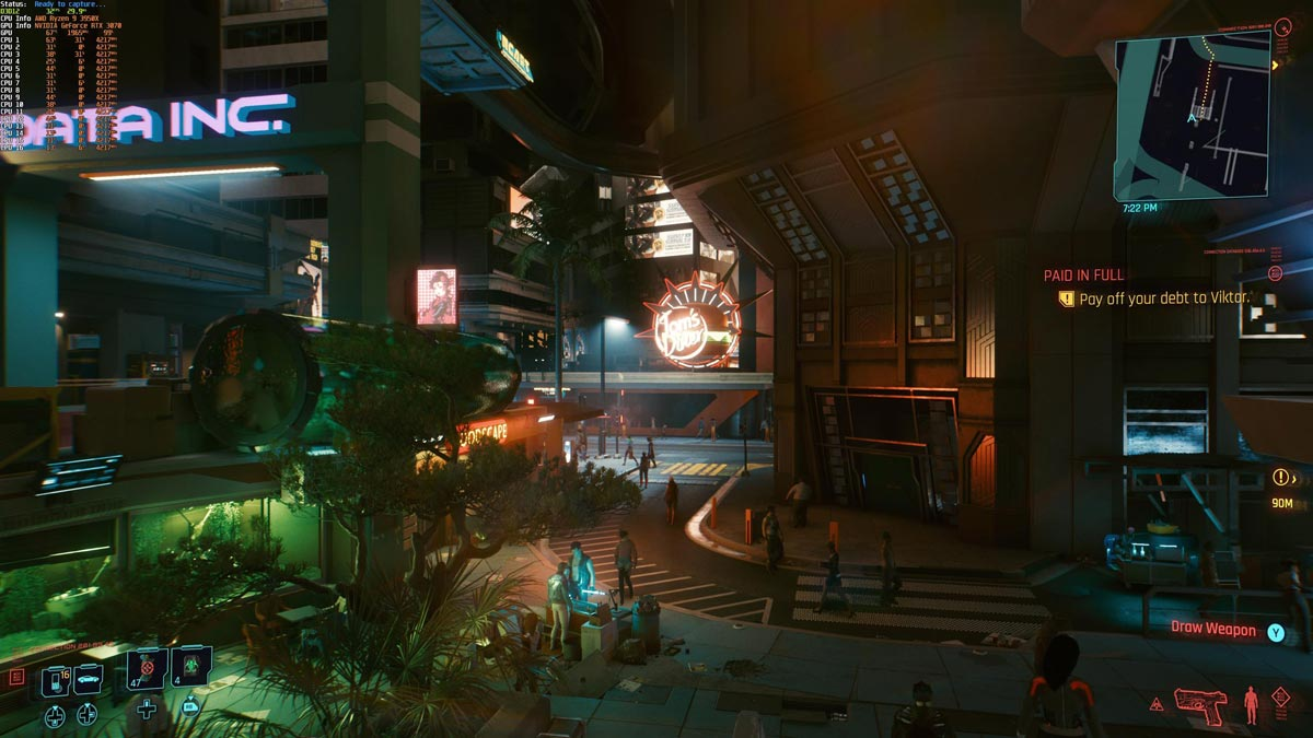 جزئیات جدید آپدیت 1.2 بازی Cyberpunk 2077