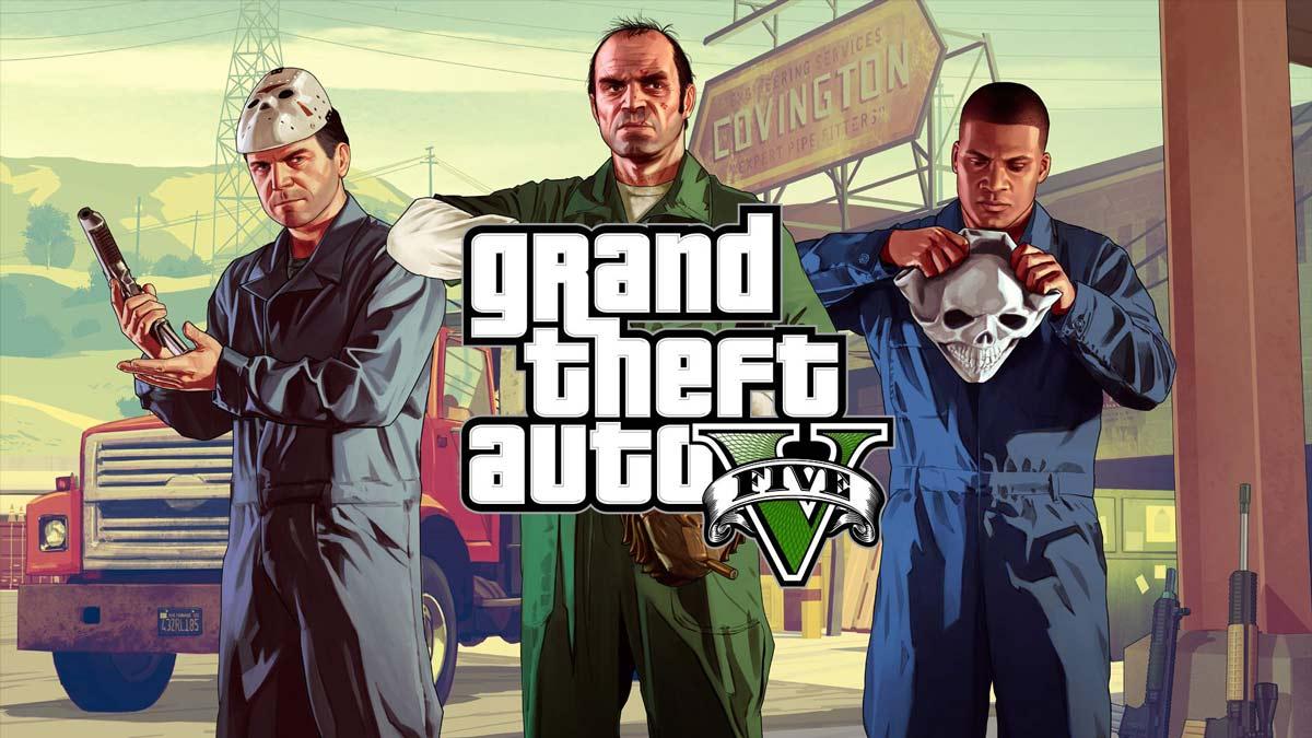لو رفتن نقشهی GTA 6