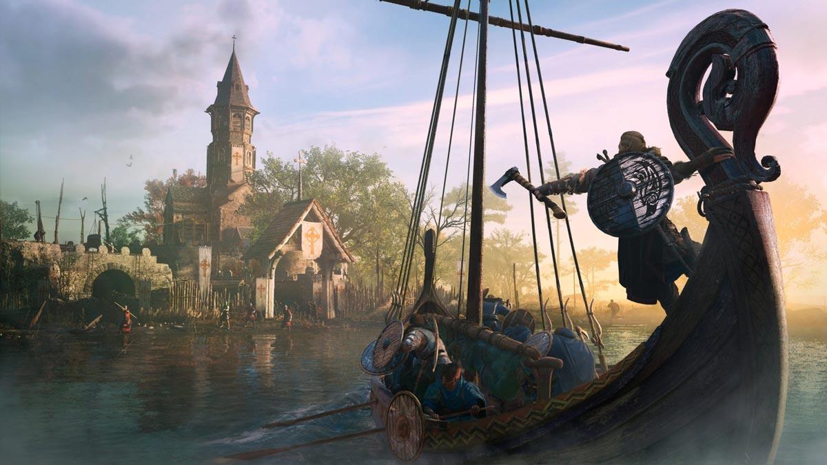 لو رفتن اطلاعات DLC دوم Assassin's Creed Valhalla