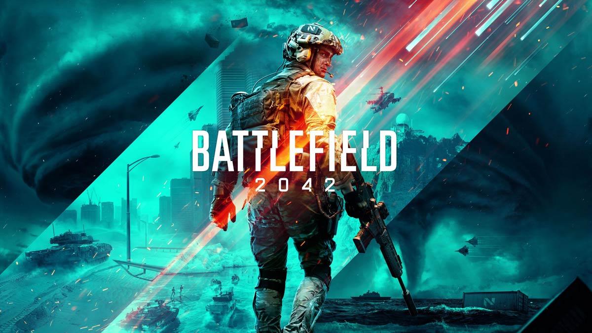 رونمایی از بازی Battlefield 2042