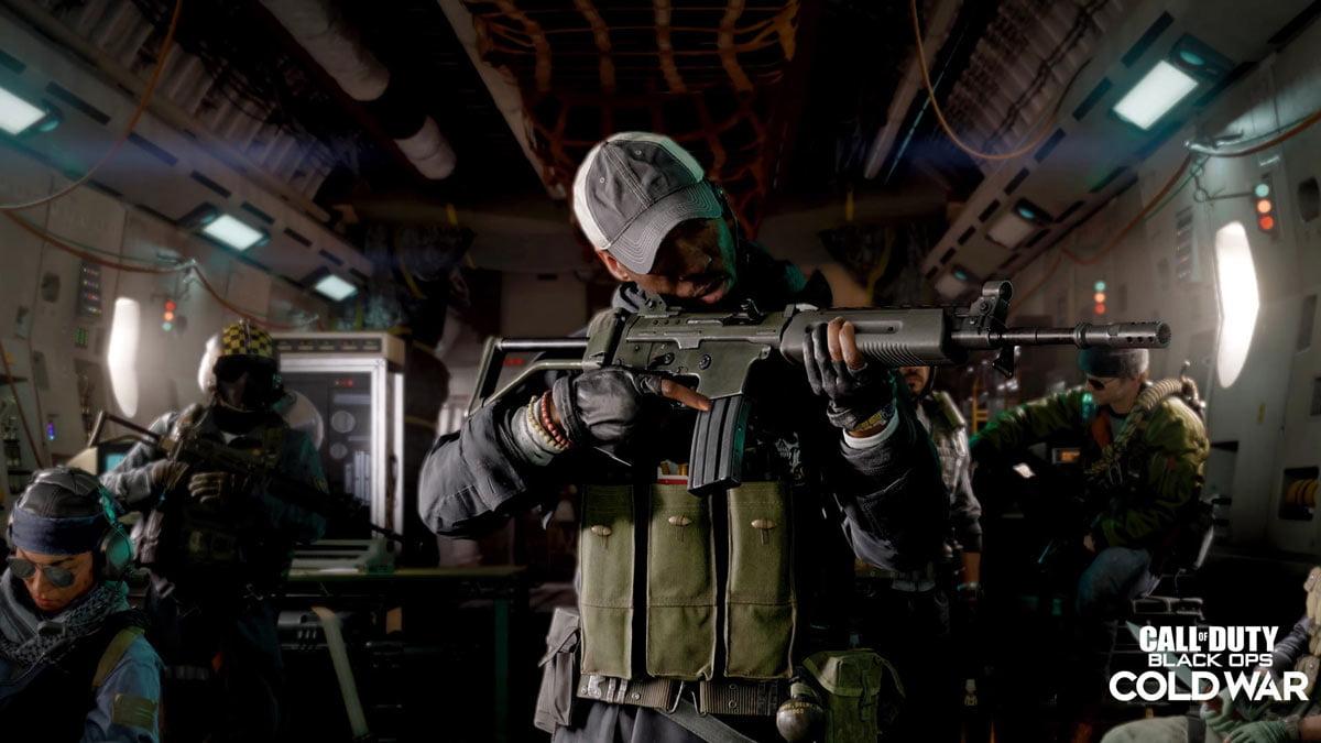 آپدیت هفتهی اول ژوئن Black Ops Cold War