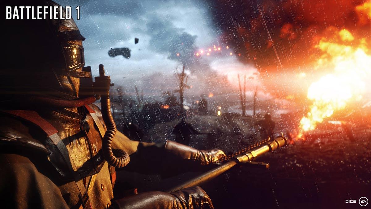 Battlefield 1 رایگان