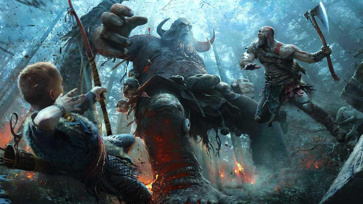 God of War در PC