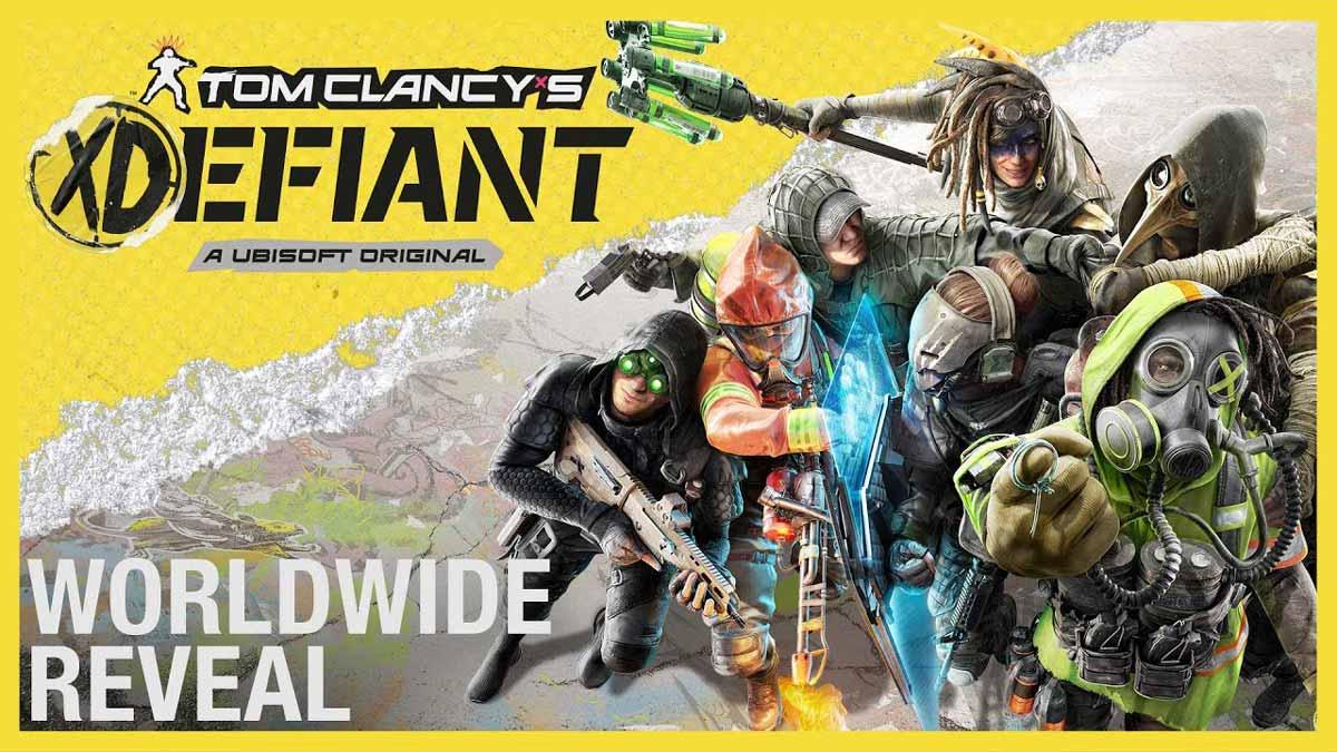 بازی Tom Clancy's XDefiant