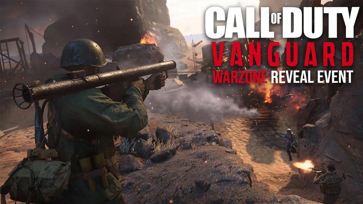 تیزر Call of Duty: Vanguard