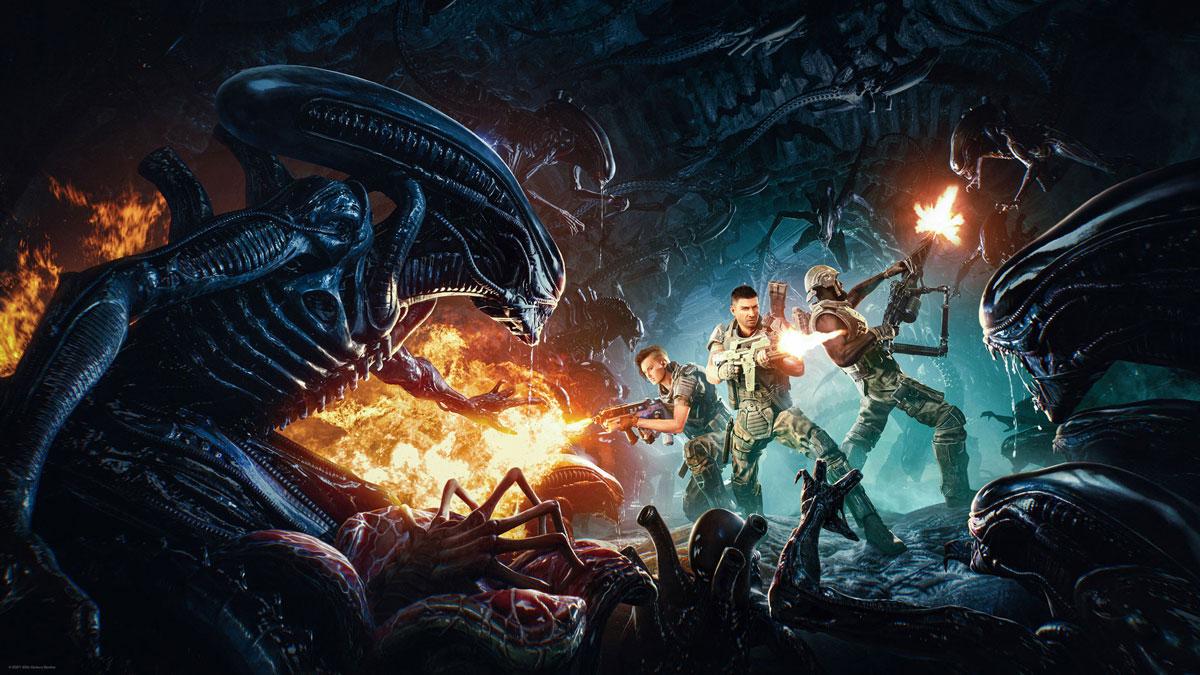 بررسی بازی Aliens: Fireteam Elite