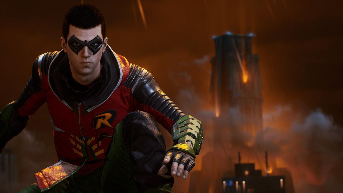 بازیهای رویداد DC Fandome