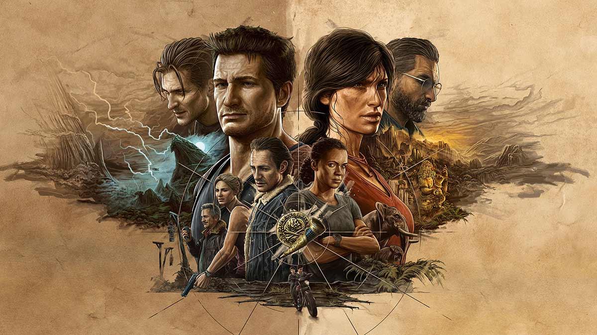 بازی Uncharted: Legacy of Thieves برای استیم
