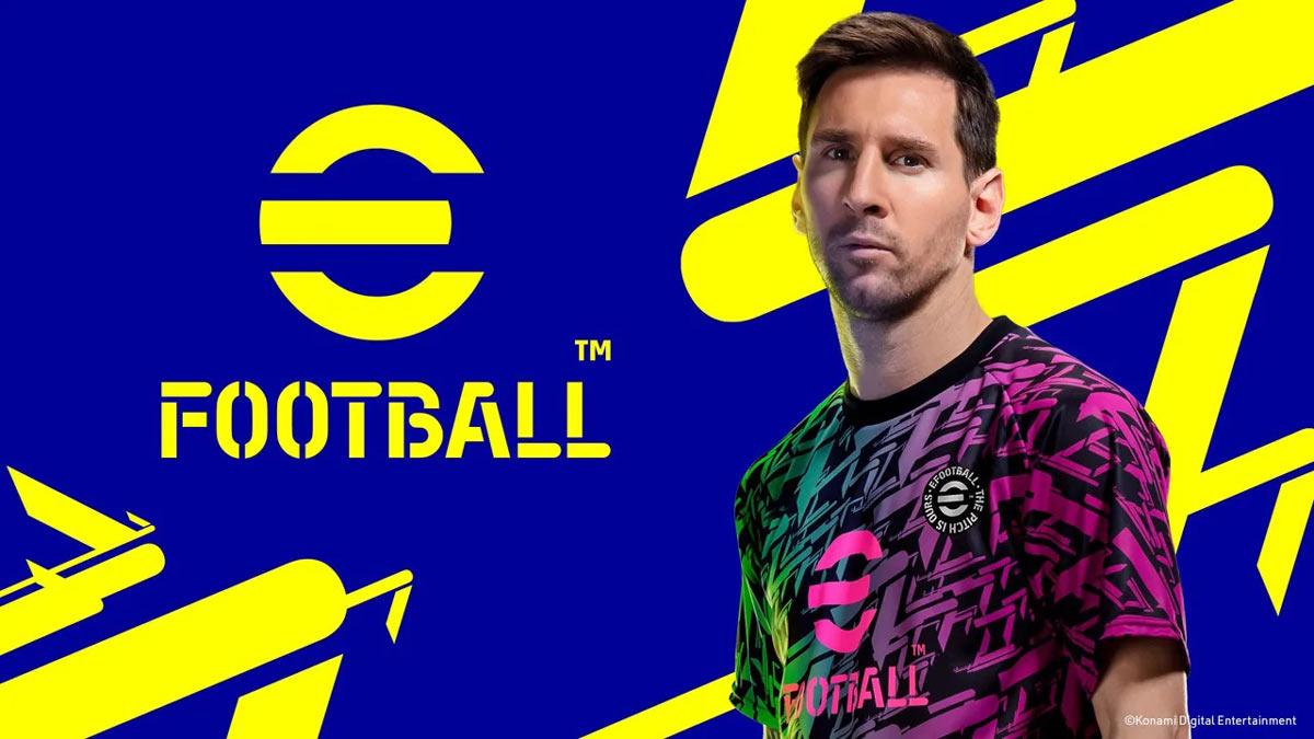 سیستم مورد نیاز بازی eFootball 2022