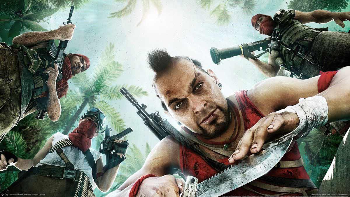 Far Cry 3 رایگان
