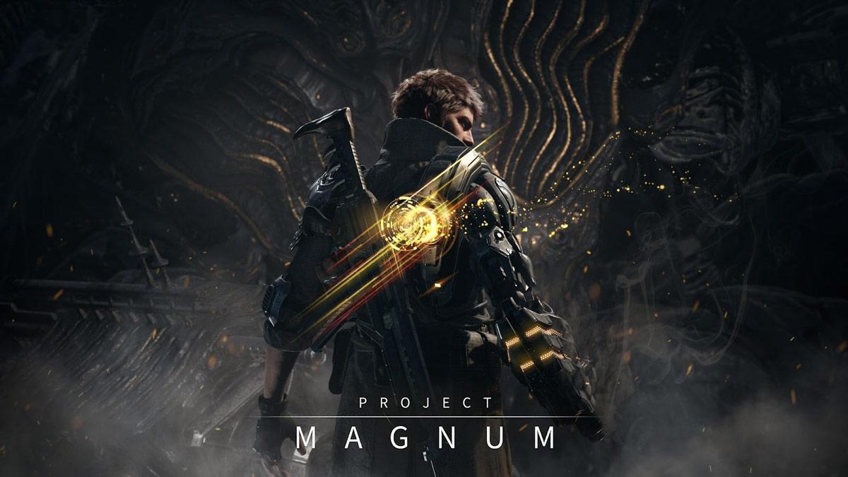 معرفی بازی Project Magnum
