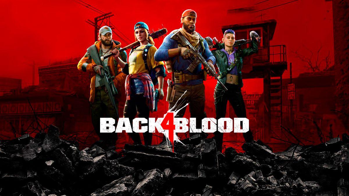 سیستم مورد نیاز بازی Back 4 Blood