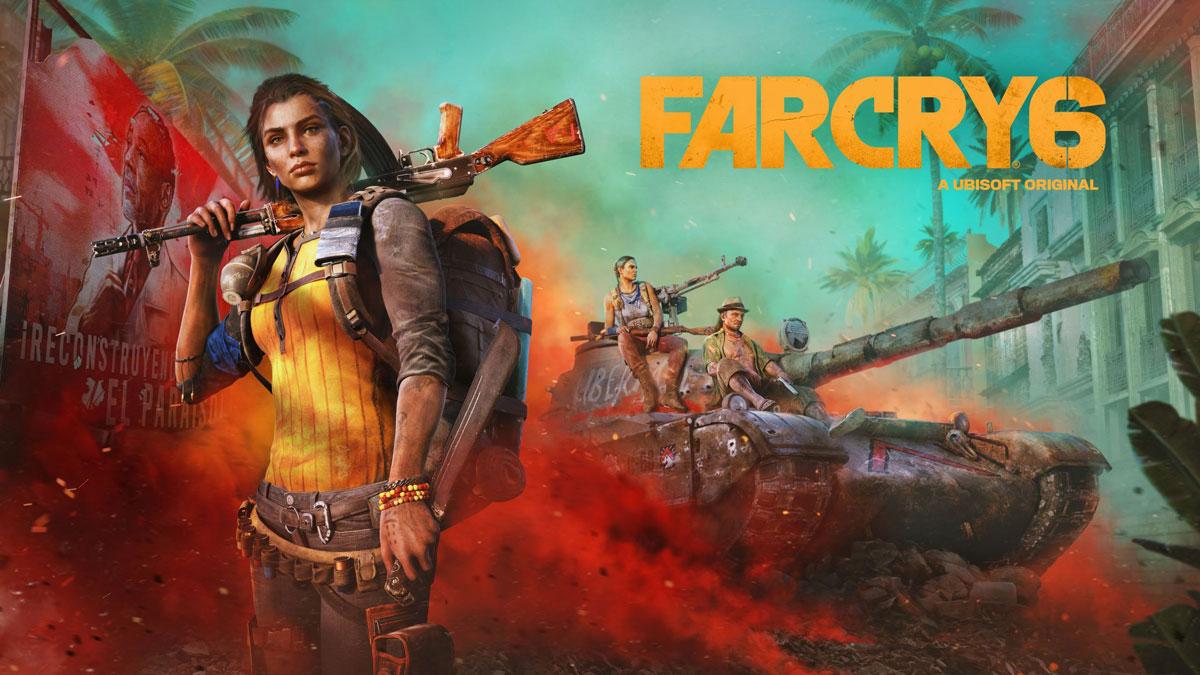 بررسی بازی Far Cry 6