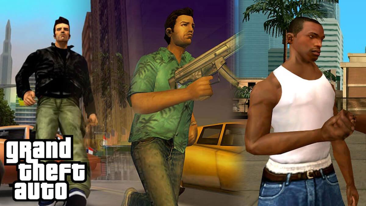 سیستم مورد نیاز GTA Remastered Trilogy