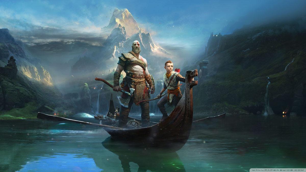 بازی God of War برای PC