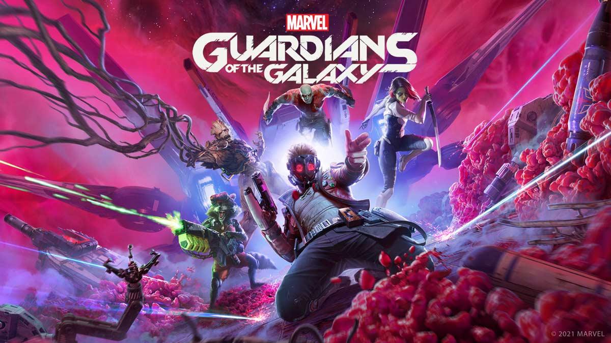 سیستم مورد نیاز Guardians of the Galaxy